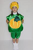 Детский карнавальный костюм Тыква №1