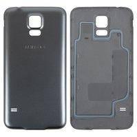 Задняя крышка батареи для мобильного телефона Samsung G903 Galaxy S5 Neo, серебристая