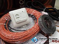 Нагревательный кабель Fenix ADSV182200 для теплого пола, 12,2 м.кв. (Акционная цена с регулятором)