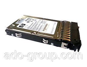 "641552-002 Жесткий диск HP 450GB SAS 10K 6G DP 2.5"", фото 2"
