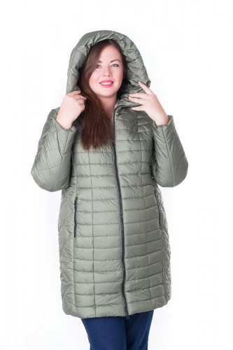 Зимняя    куртка 73 Хаки