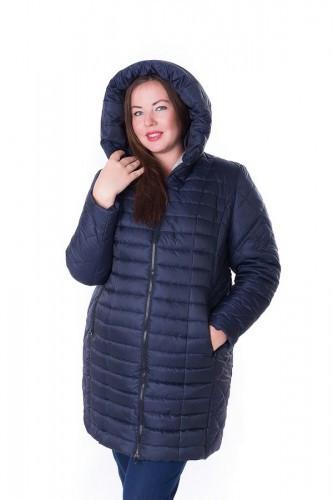 Зимняя куртка 73 Синий