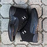 Мужские кроссовки в стиле Nike Air JORDAN 12, Реплика ААА, фото 7