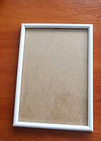 Рамка белая А4 (21,0х29,7) для дипломов на Победе.