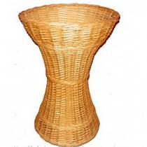Багетницы плетеные из лозы, корзины для багетов