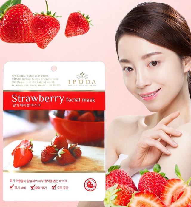EYENLIP IPUDA Facial Mask Strawberry