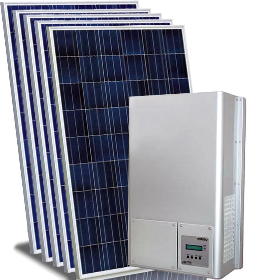 Сетевая станция под Зеленый тариф на 15 кВт (вариант 3а)