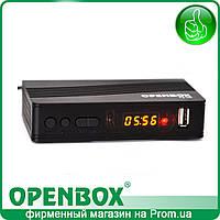Эфирный цифровой DVB-T2 ресивер Openbox T2-06
