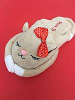 Home Story детские тапочки котики 30/31,32/33,34/35,мягкие на резиновой подошве