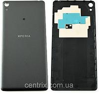 Задняя крышка для Sony F3311 Xperia E5, серая, оригинал