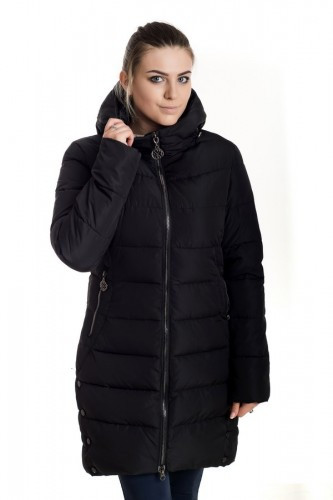 Зимняя куртка 506 Черный