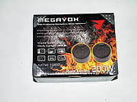 Megavox MTW-126S твитеры (пищалки) 200W, фото 1