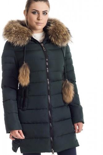 Зимняя куртка 185 Бутылка