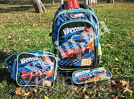 Детский чемодан 3 в 1 Racing