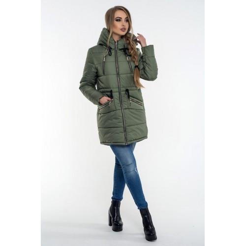 Зимняя Куртка 49 Хаки