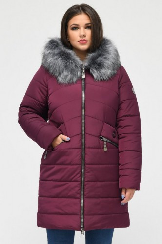 Зимняя Куртка Герда Марсала