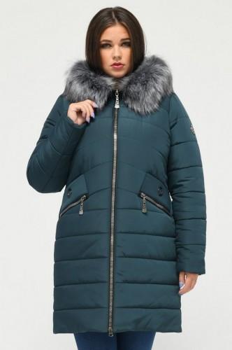 Зимняя Куртка Герда Зеленый