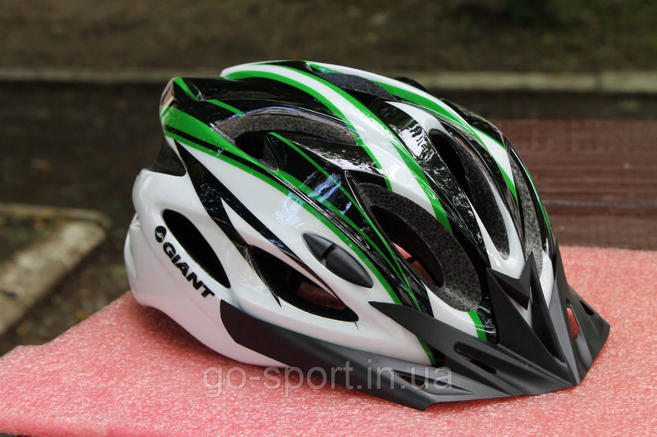 Шлем велосипедный GIANT Green