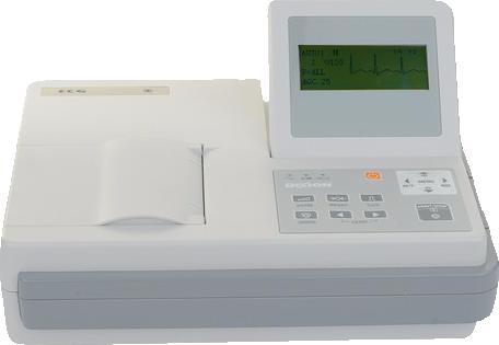 ЕКГ электрокардиограф DIXION ECG-1003 3-канальний