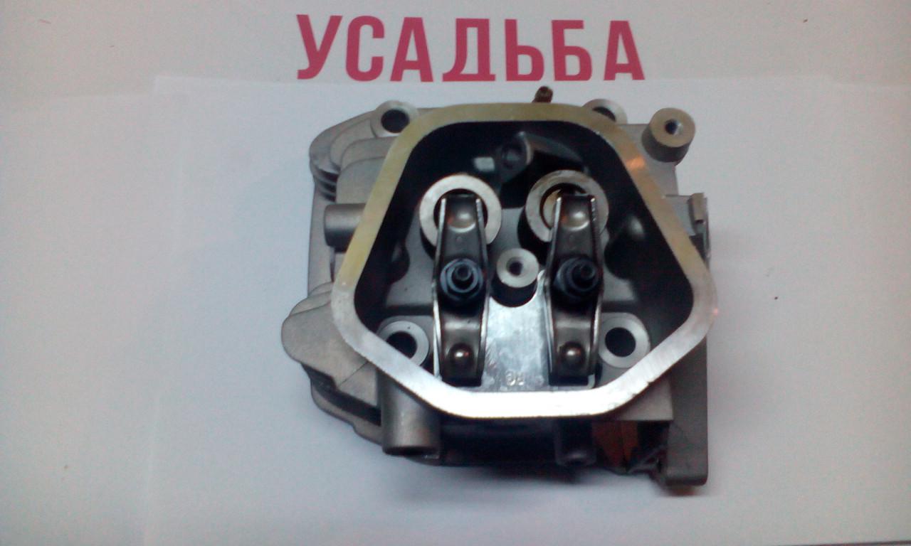 Головка блока в сборе 177F  для бензинового двигателя мотоблока 9л