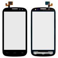 Сенсорный экран для мобильного телефона Alcatel One Touch 5036 POP C5 Dual SIM, черный