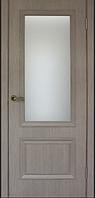 Дверное полотно Флоренция со стеклом Омис Модель №2