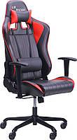 Геймерское кресло VR Racer Shepard черно-красное, фото 1