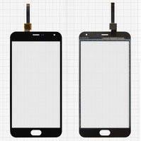 Сенсорный экран для мобильного телефона Meizu M2 Note, черный
