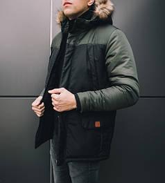 Куртки и парки мужские зимние