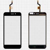Сенсорный экран для мобильного телефона Nomi i507 Spark, Original, черный, #FPC-YCTP50175MS V1