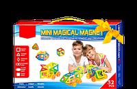 Конструктор магнитный Mini magical magnet 32 дет.
