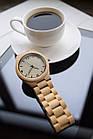 Деревянные наручные часы ручной работы WoodenWatch Numeric, фото 8