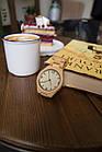 Деревянные наручные часы ручной работы WoodenWatch Numeric, фото 9