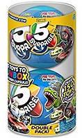 НАБОР  2 шара сюрприза для мальчика, 5 игрушек в шаре, 5 Surprise, ZURU Оригинал из США!
