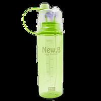 """""""New B"""" - бутылка для воды с распылителем (600 мл)"""