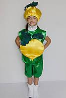 Детский карнавальный костюм Репа №1