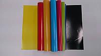 Бумага цветная двухсторонняя глянцевая 16 листов