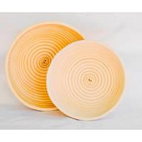 Форма для расстойки хлеба из ротанга круглая на 1,5 кг