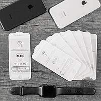 Защитное стекло 5D для iPhone 6 / iPhone 6S / полное покрытие