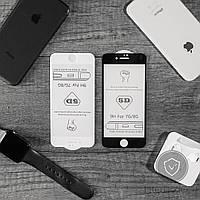 Защитное стекло 5D для iPhone 7 полное покрытие
