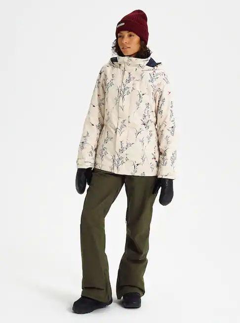 5b62d8f06c15 Сноубордическая Куртка BURTON ( 10081105100 ) WB JET SET JK 2019 — в ...