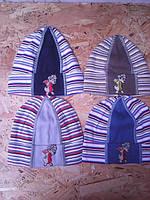 Детская трикотажная шапочка для мальчика