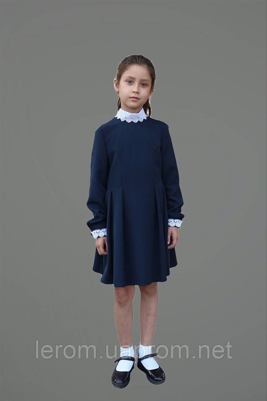 Платье Cvetkov Нинель Отсеж 250 гр/m² Синий