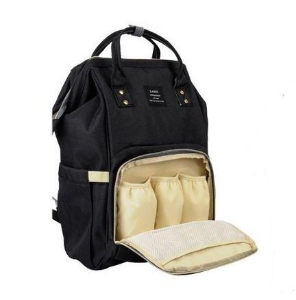 Сумка-рюкзак для мамы Baby Mo