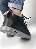 Мужские зимние ботинки Native Shoes Fitzsimmons  (черные), native, натив, , фото 2