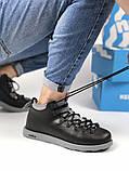 Мужские зимние ботинки Native Shoes Fitzsimmons  (черные), native, натив, , фото 6