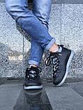 Мужские зимние ботинки Native Shoes Fitzsimmons  (черные), native, натив, , фото 7
