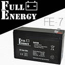 Full Energy - 12V / 7АЧ аккумуляторная батарея, фото 3