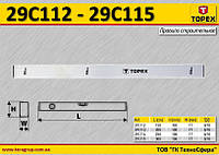 Правило строительное 250см,  TOPEX  29C114