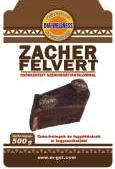 Смесь для шоколадного бисквитного теста  0,5кг/упаковка